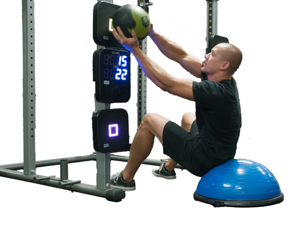 bosu-ball-on-racks